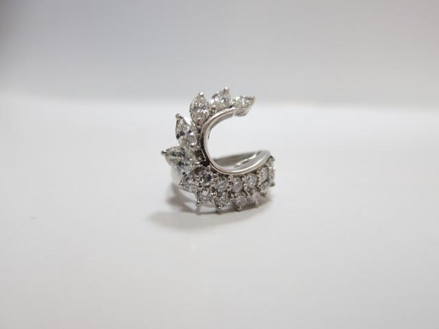 ダイヤモンド買取 クラリティ I-1~SI-1 メレーダイヤリング