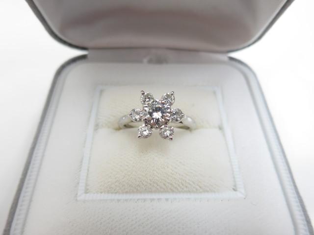 ダイヤモンドジュエリー高価買取 大阪神戸 ダイヤ指輪買取