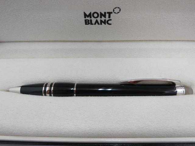 モンブラン スターウォーカー シャーペン 高級筆記用具 高価買取