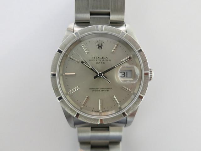 ロレックス 15210 不動状態 高価買取 古い・壊れた時計 無料査定