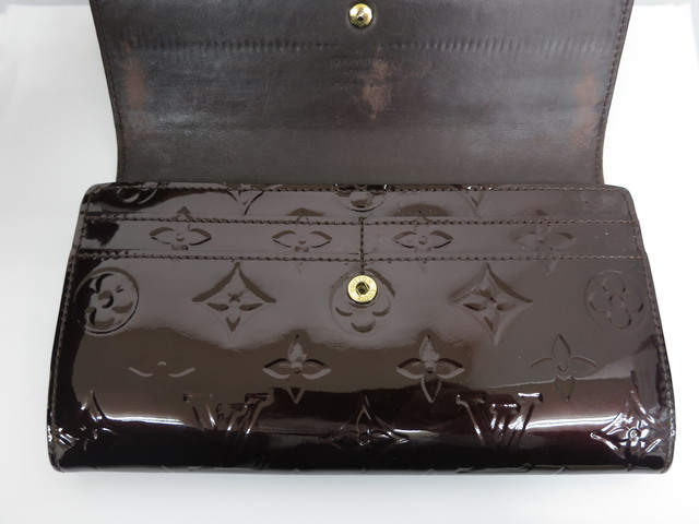 ルイヴィトン 買取 大阪 神戸 ヴェルニ 旧型ポルトフォイユ・サラ 財布