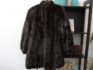ミンク毛皮コート買取りいたしました。毛皮買取ブランドラボ