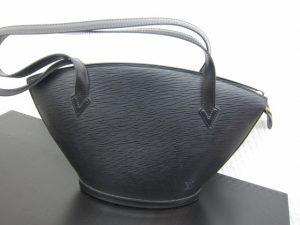 ルイ・ヴィトン エピ サン・ジャックM52272 クリールブラック黒 買取いたしました。