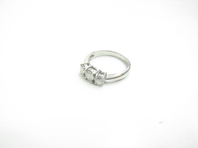 ダイヤプラチナPt900リング4.7gダイヤモンド0.52ct買取いたしました。