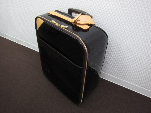 ルイ・ヴィトン ヴェルニ ペガス45 アマラントM91277買取いたしました。