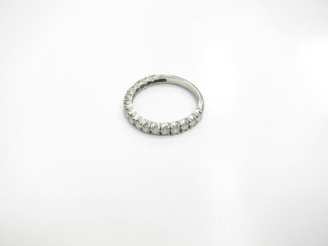 プラチナダイヤエタニティリングPt900ダイヤモンド1カラット4.2g買取いたしました。