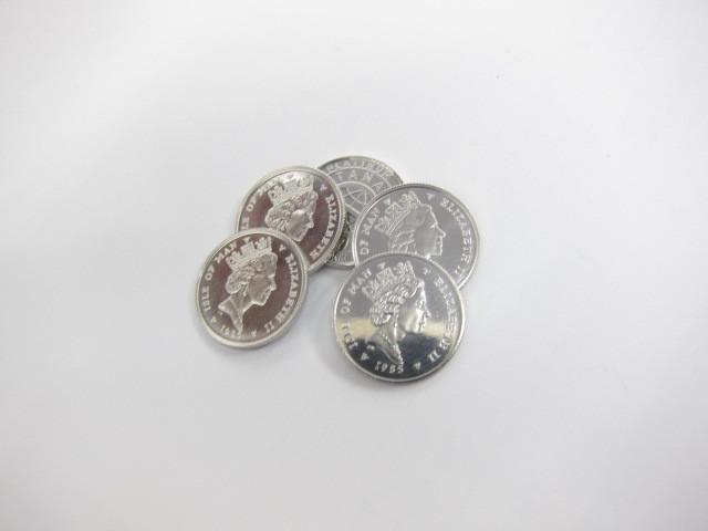 プラチナPt1000エリザベス田中貴金属ブランドコイン1/10オンス総重量15.5g買取いたしました。