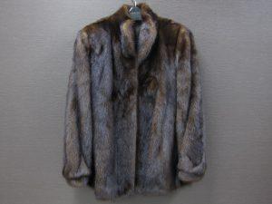 毛皮ミンクショートコート買取いたしました。