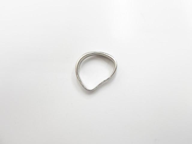 プラチナ曲がった指輪も高価買取 大阪・神戸 Pt900買取相場