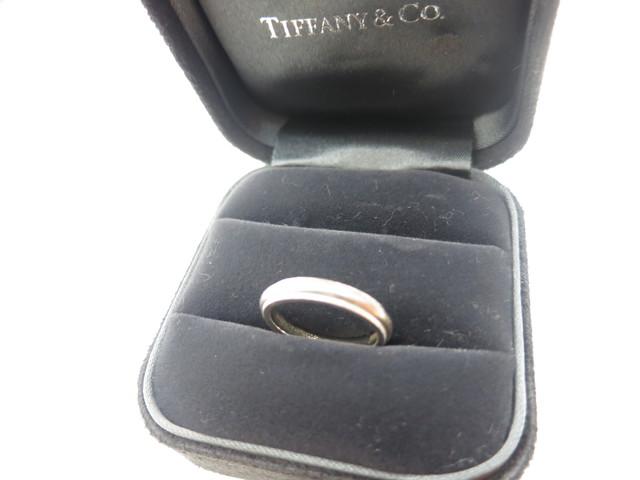 ティファニー 買取 神戸三宮 プラチナ指輪 高価買取