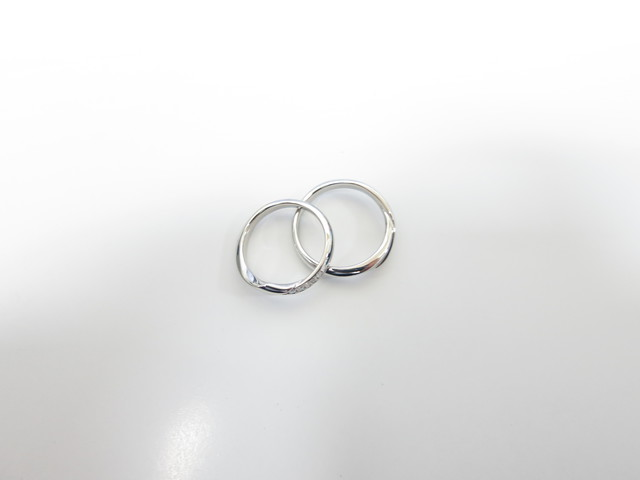結婚指輪 買取 大阪・神戸 プラチナ 高価買取