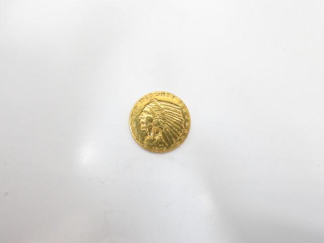 インディアンコイン 買取 大阪 難波 金貨 貴金属買取