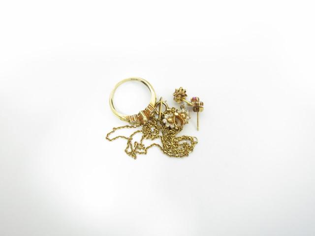 ネックレス・指輪・ピアス買取 大阪・神戸 金相場高騰