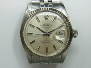 ロレックス買取させて頂きました。デイトジャスト1601/神戸・三宮の時計買取ならブランドラボ
