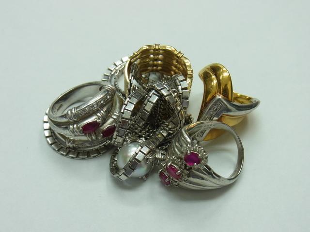 金・プラチナ買取させて頂きました。メレダイヤも高価買取なら神戸・三宮のブランドラボ