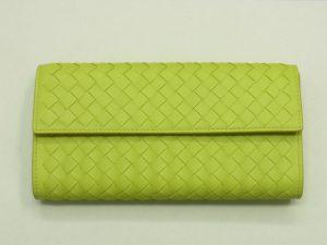 ボッテガ買取させて頂きました。ボッテガ長財布の高価買取なら神戸・三宮のブランドラボ