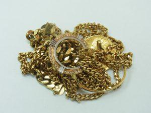 金買取させて頂きました。喜平のネックレス・K18指輪・ブレスの高価買取なら大阪・神戸のブランドラボ