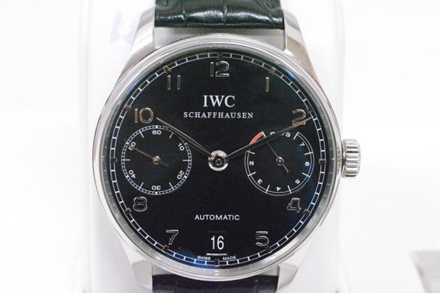 IWC 高価買取 大阪神戸 ポルトギーゼ オートマティック IW500109