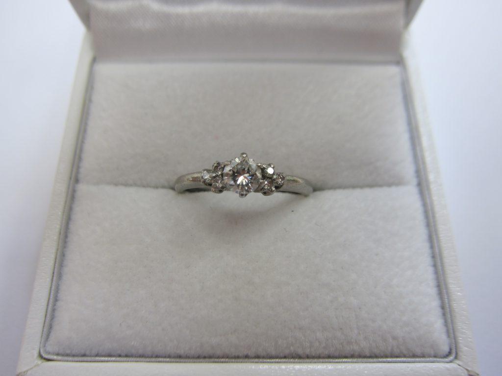 立て爪ダイヤモンドリング・高価買取・大阪 神戸 ダイヤモンド買取