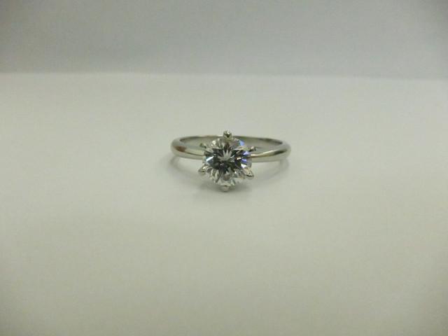 ダイヤモンド 買取 大阪 神戸 立て爪リング 1.032ctダイヤ 無料査定