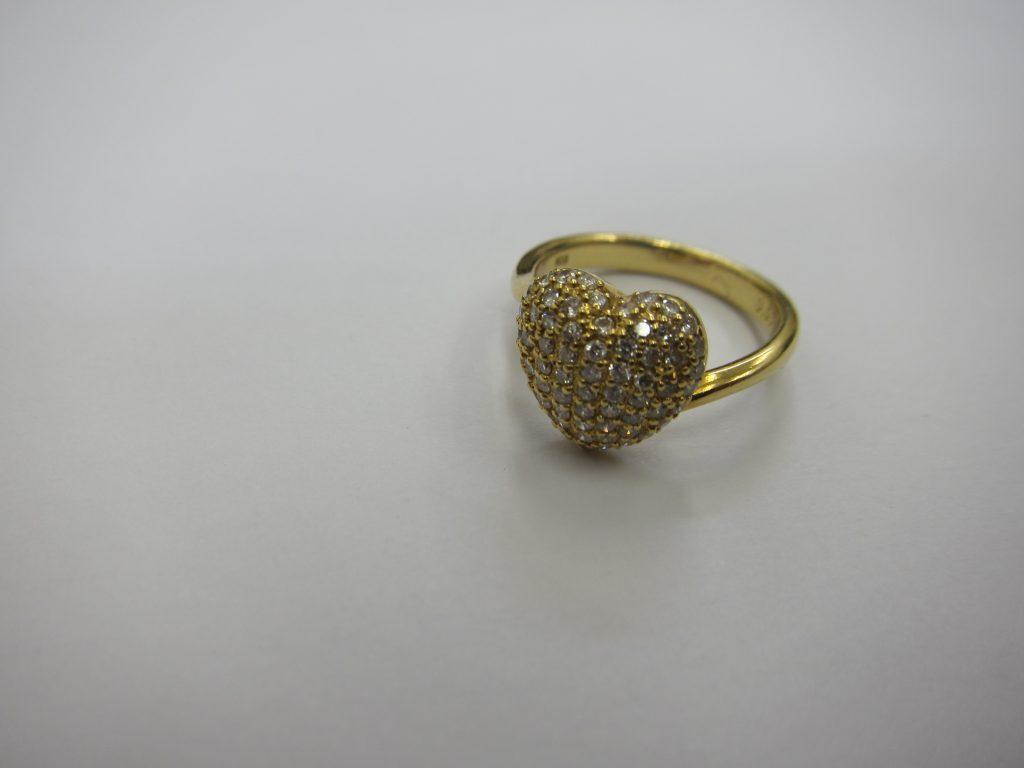 ファッションリング・ダイヤモンド高価買取・大阪神戸ジュエリー