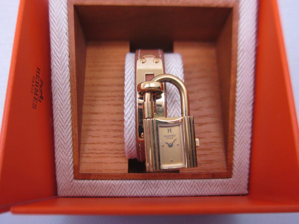 エルメスケリーウォッチ高価買取・大阪神戸・ブランド時計買取