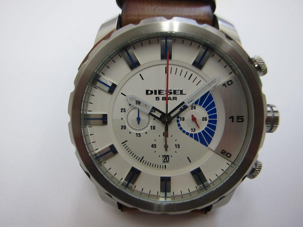 ディーゼル買取・時計DZ-4357・大阪神戸・買取