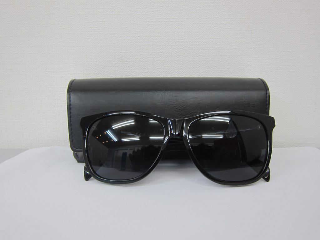 ディーゼルサングラス・DZ222買取大阪神戸ブランドサングラス高価買取