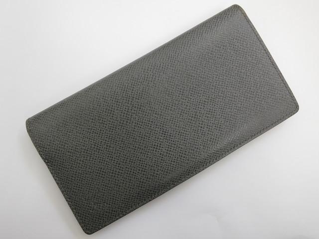 ルイ・ヴィトン 買取 大阪 神戸 タイガ お札入れ PF・ロン メンズ財布