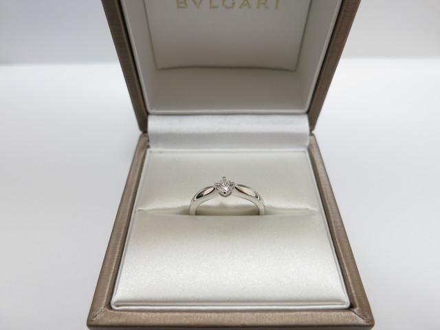 ブルガリ 買取 大阪 神戸 トルチェッロリング ダイヤモンド 高額査定