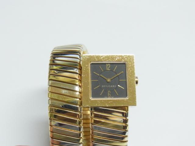 ブルガリ 時計 買取 大阪 神戸 クアドラード トゥボガス スクエア スネーク