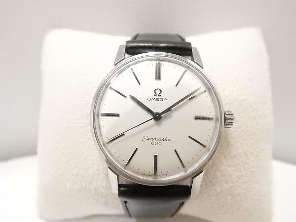オメガ買取大阪神戸シーマスター600アンティーク時計買取