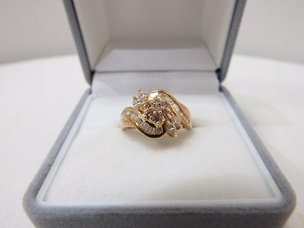 メレダイヤモンドリング高価買取宝飾ジュエリー・デザインリング買取査定