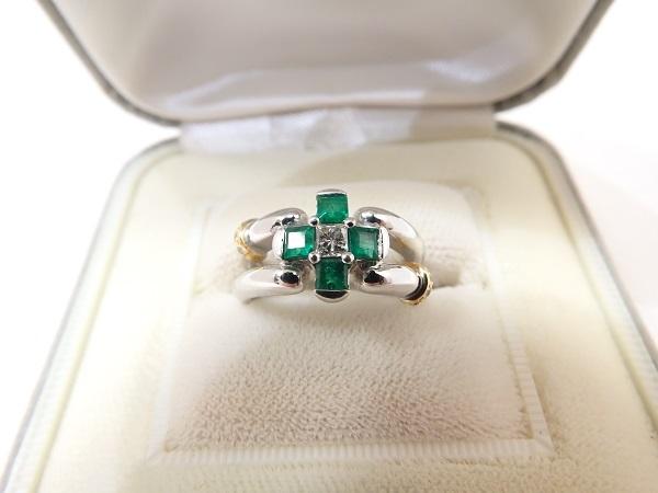 デザインリング買取大阪、神戸ダイヤモンド、エメラルド、ルビー宝飾ジュエリー