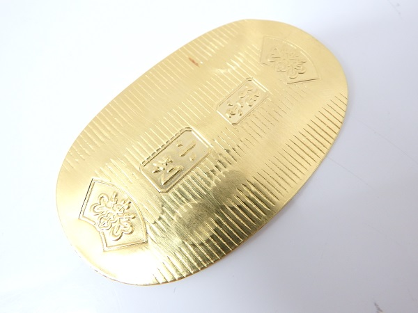 小判買取大阪、神戸K24金小判、大判、記念金貨高価買取