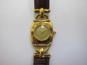 ブランドグッチ ホースビット 時計高価買取・大阪神戸電池切れ時計買取