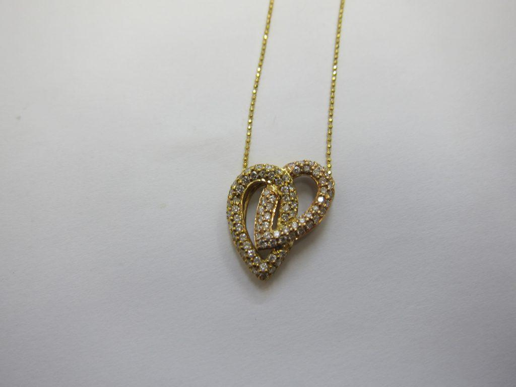 メレダイヤモンドネックレス・大阪神戸高価買取三宮