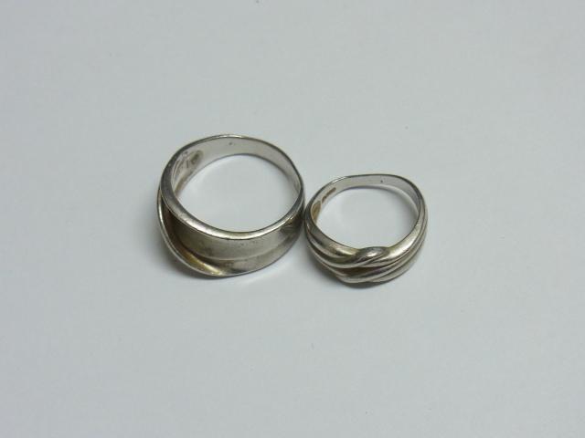 プラチナ 高価買取 大阪 神戸 Pt900 プラチナの指輪 リング 無料査定
