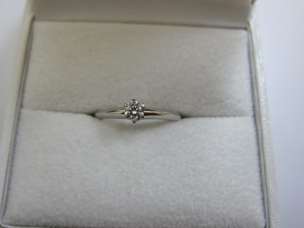 ダイヤモンドリング・婚約指輪高価買取・大阪神戸