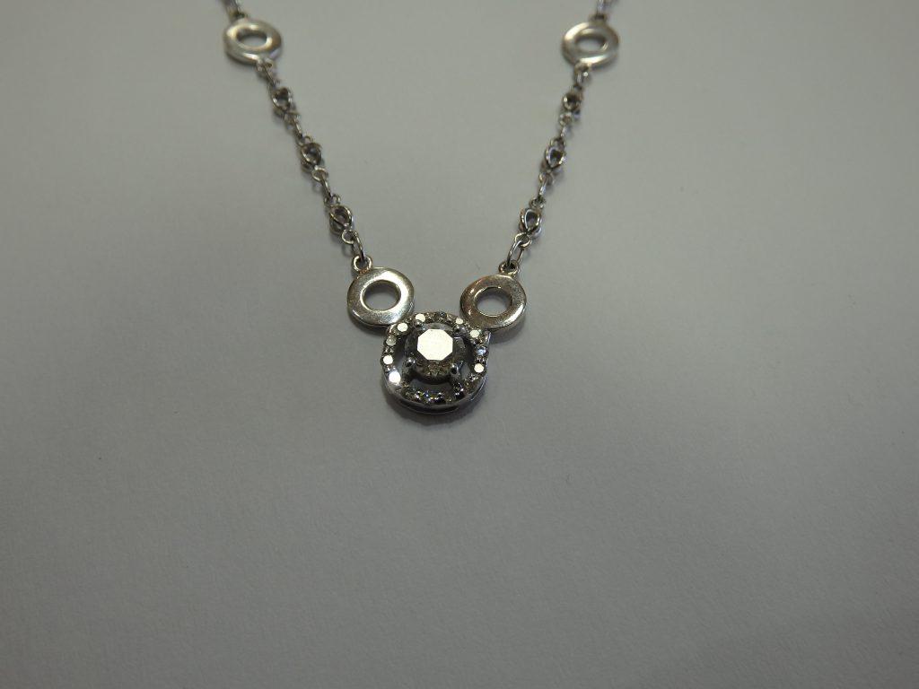 ダイヤモンドデザインネックレス・大阪神戸高価買取