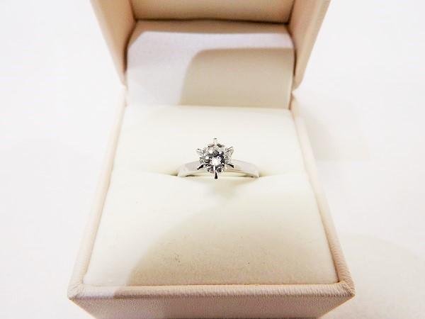 ダイヤモンド買取大阪神戸ダイヤモンド立て爪リング買取査定天神橋
