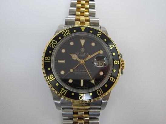 ロレックス 買取 神戸 大阪 GMTマスターⅡ 16713 ジュビリーブレス