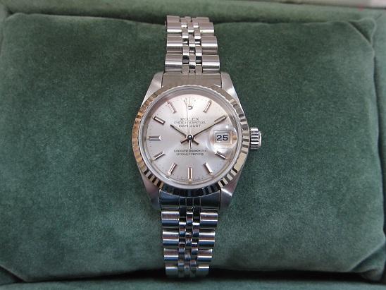 ロレックス 買取 大阪 神戸 デイトジャスト 69174 30年前の時計 高額査定