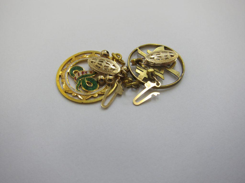 K22金 K18金 金製品 ジュエリー 貴金属 高価買取 大阪神戸