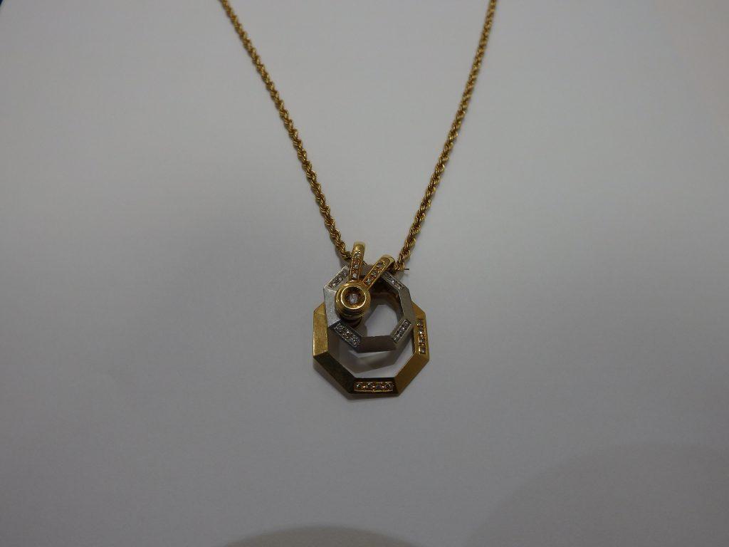 スイング デザインダイヤモンドジュエリー 高価買取 大阪神戸