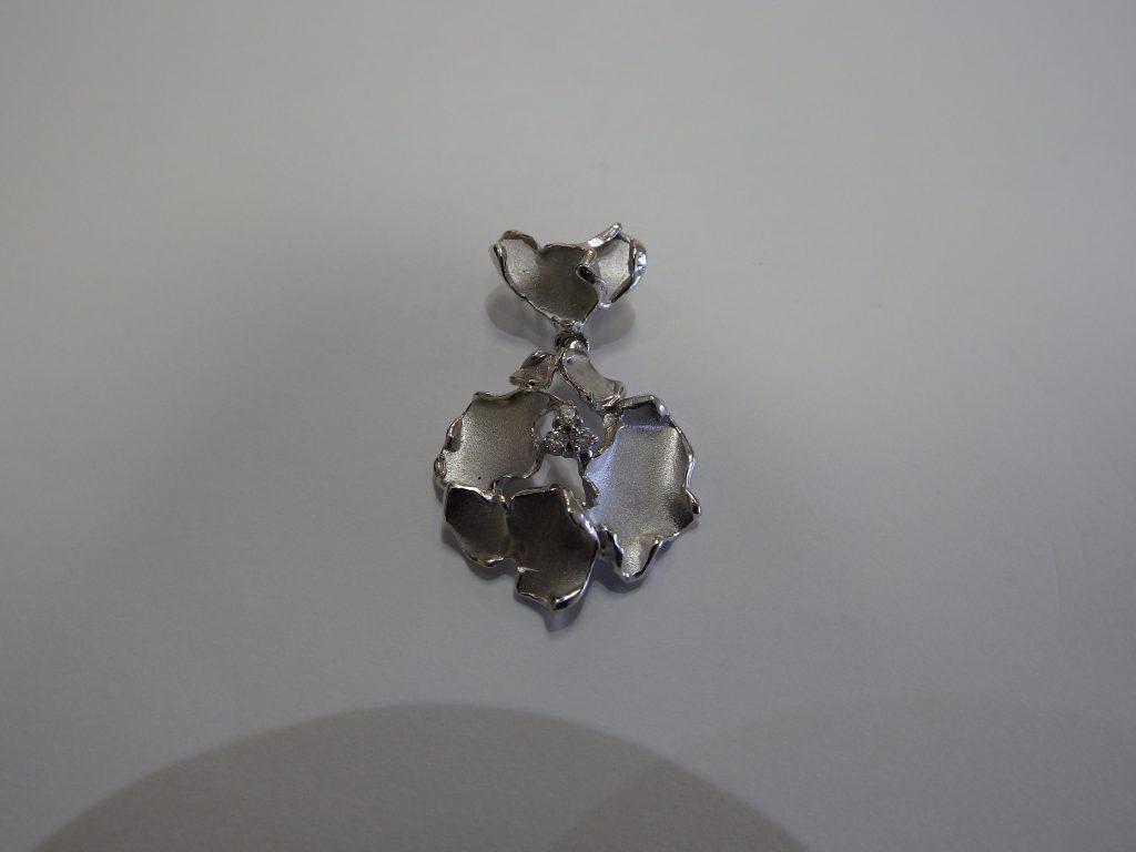 プラチナ ダイヤモンドネックレスTOP 大阪神戸高価買取