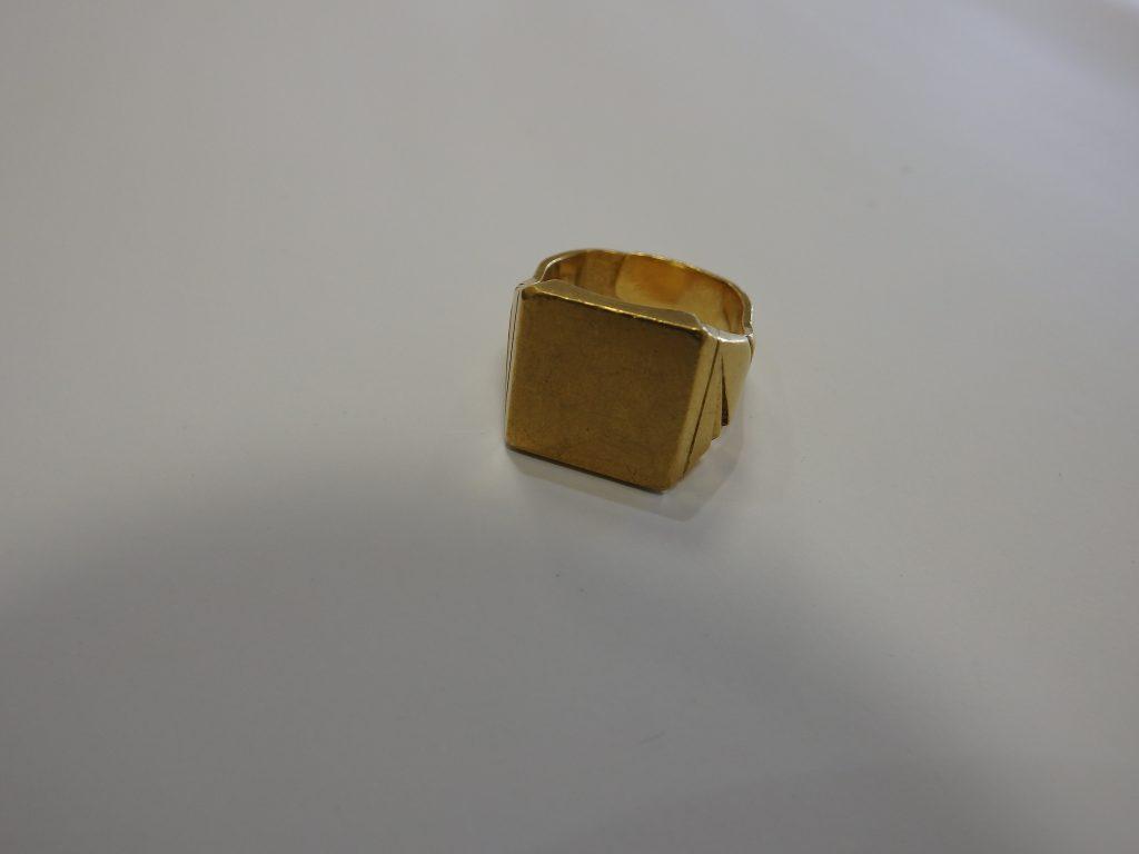 印台リングK18金ネックレス・高価買取神戸大阪