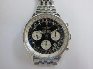 ブライトリング 買取 神戸 大阪 ナビタイマー A23322 クロノグラフ時計