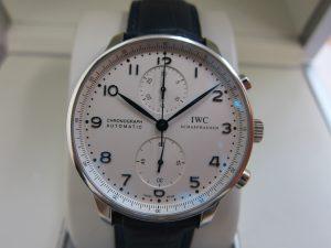 IWC高価買取 ポルトギーゼ 大阪神戸 ブランド時計買取