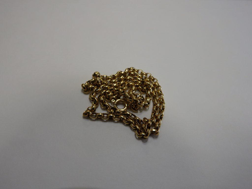 金ネックレス K18金 貴金属 高価買取 大阪神戸